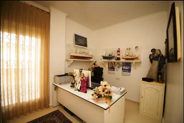Gäste-Schlafzimmer als Büro