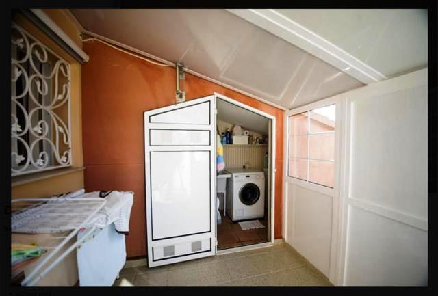 Waschhaus mit Miele Geräten