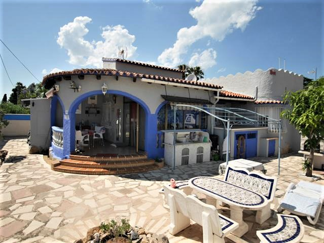 Vrijstaande villa in Els Poblets - Bestaande bouw