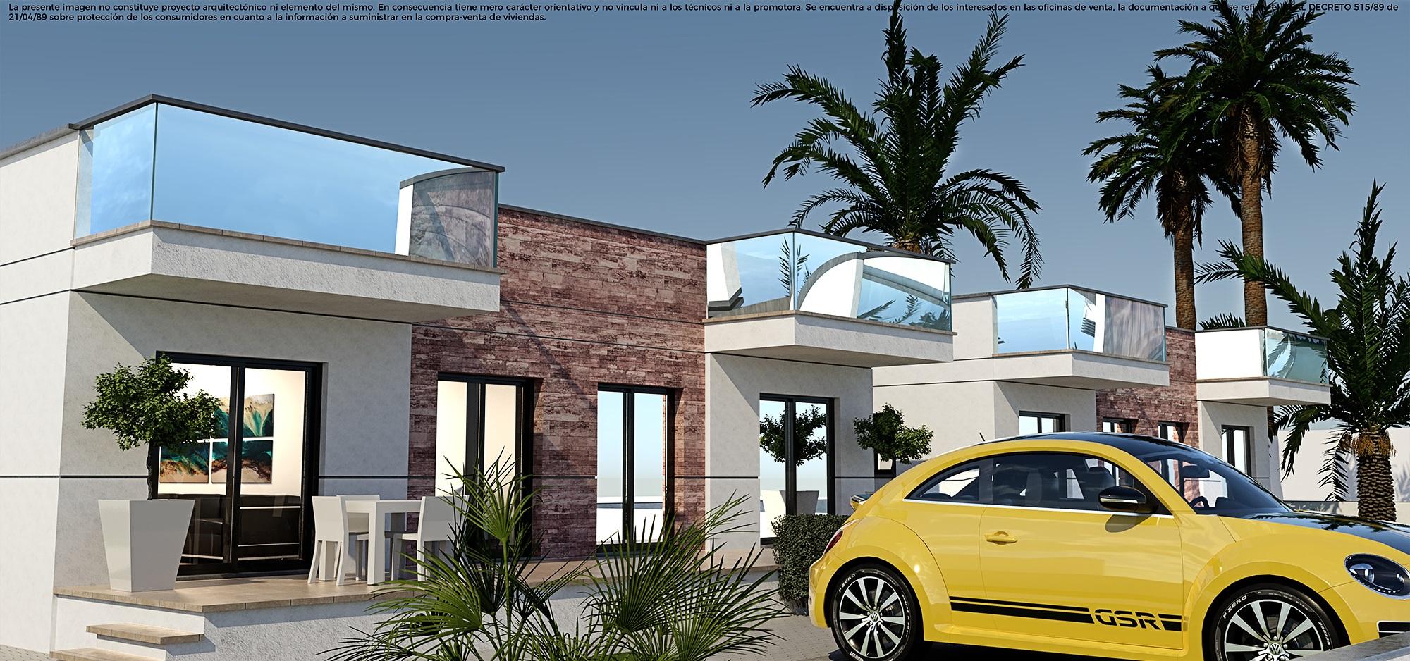 Vrijstaande villa in El Verger - Bestaande bouw